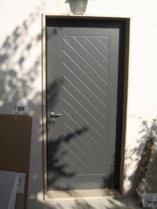 Pannello esterno in alluminio