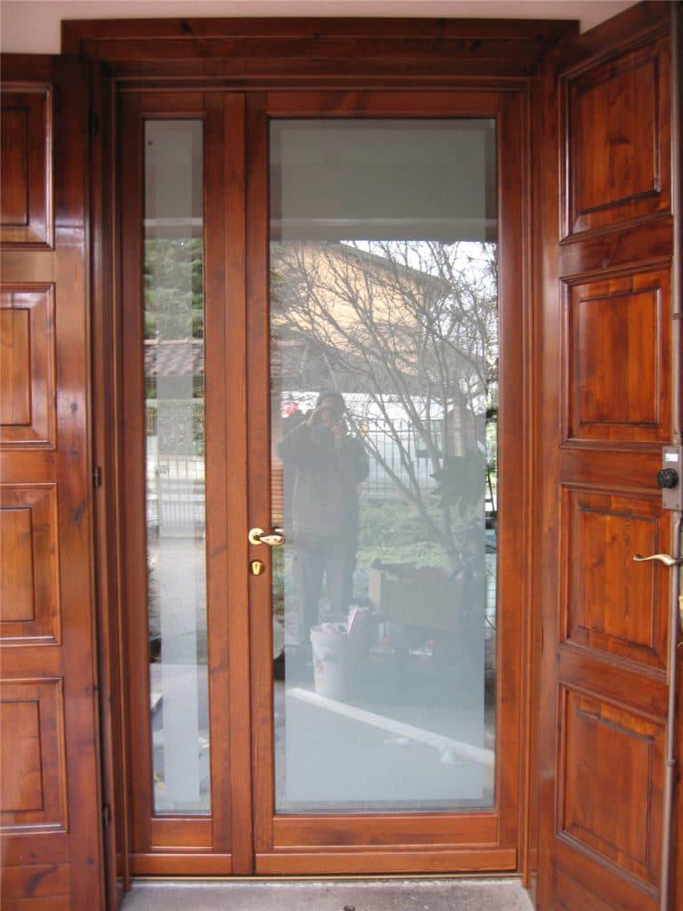Molto Serramenti in Legno - DoorDesign - Porte e finestre in legno  YK03